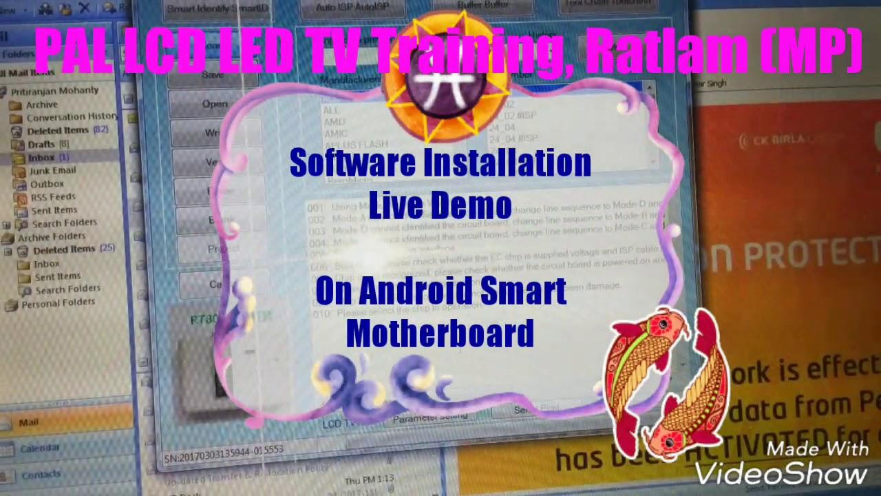 RT809H Universal BIOS Programmer Live Demo - Видео каталог