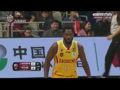Shanghai Sharks VS Tongxi 12/13