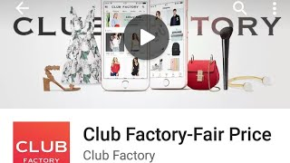 Club factory ll hindi ll tutorial ll cheap online shopping ll