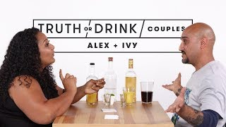 Couples Play Truth or Drink (Alex + Ivy)