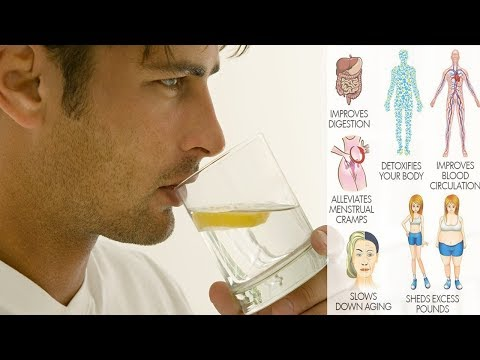 If You Drink Hot Water this Will Happens to Your Body - Benefits of Drinking Hot Water