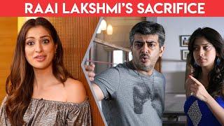 A Special Request to Venkat Prabhu for Thala Mankatha 2 by Raai Lakshmi