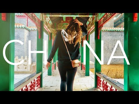 What's it like Traveling Alone in China?