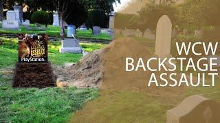 WCW Backstage Assault | Wrestling Games Exhumed