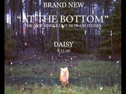 Brand New - At The Bottom (Audio)