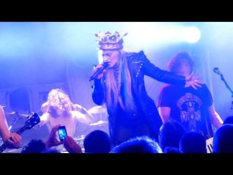 Battle Beast - King for a Day  - Live La Laiterie Strasbourg le 17/03/2017