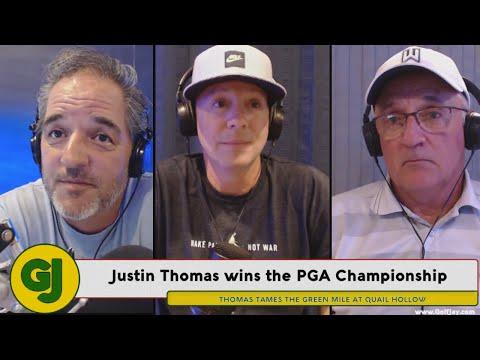 PGA Championship at Quail Hollow Recap .::. GolfJay.com Podcast 8/14/17