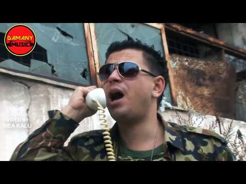 Damany - Bosnia + Bonus Colaj Video HIT-uri