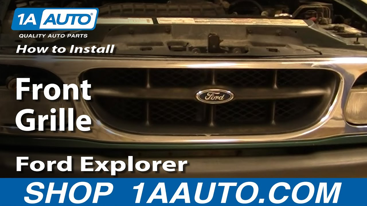 ford ideas ordinary design x removal parts interior instrument explorer journalindahjuli com cluster youtube