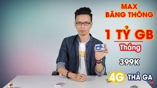 Review SIM MAX 4G Mobifone KHÔNG GIỚI HẠN DUNG LƯỢNG TỐC ĐỘ CAO 12  THÁNG