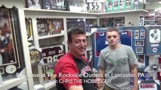 Fan Cave a Sports Memorabilia Store in Lancaster, PA