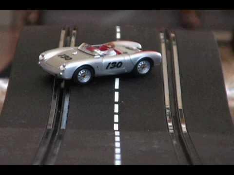 James Dean Porsche 550 Spyder Little Bastard