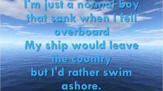 Blue October-Into The Ocean (Lyrics)