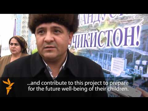 Tajik Power Plant Brings Investment Rush (Radio Free Europe / Radio Liberty)