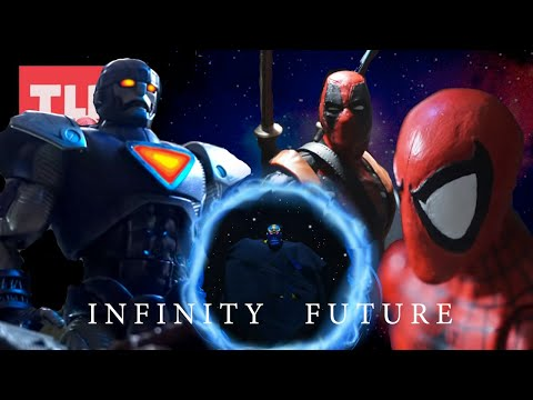 Infinity Future: Part One -Marvel Stop-Motion Series