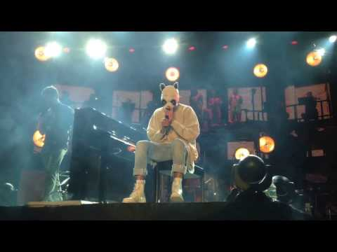 Cro feat. Teesy - Lange her (MTV Unplugged Version) - Live HD