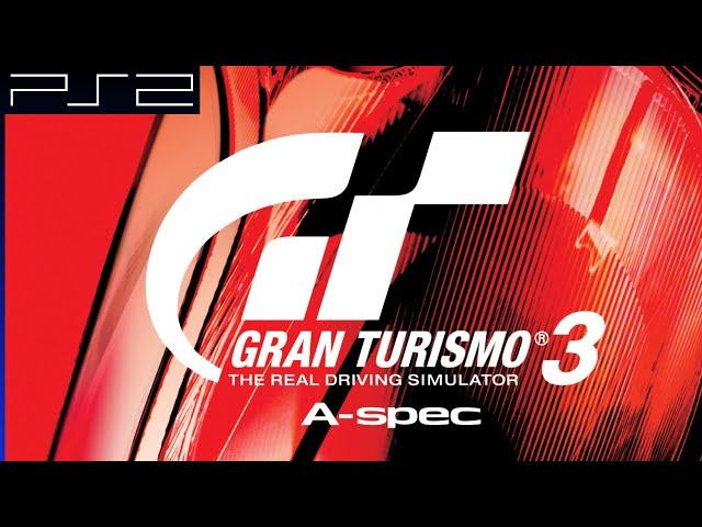 Playthrough [PS2] Gran Turismo 3: A-Spec - Gran Turismo Mode - Part 1 of 2