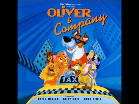 Oliver & Company OST - 03 - Streets of Gold