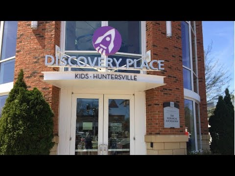 Discovery Place Kids | Huntersville Children's Museum