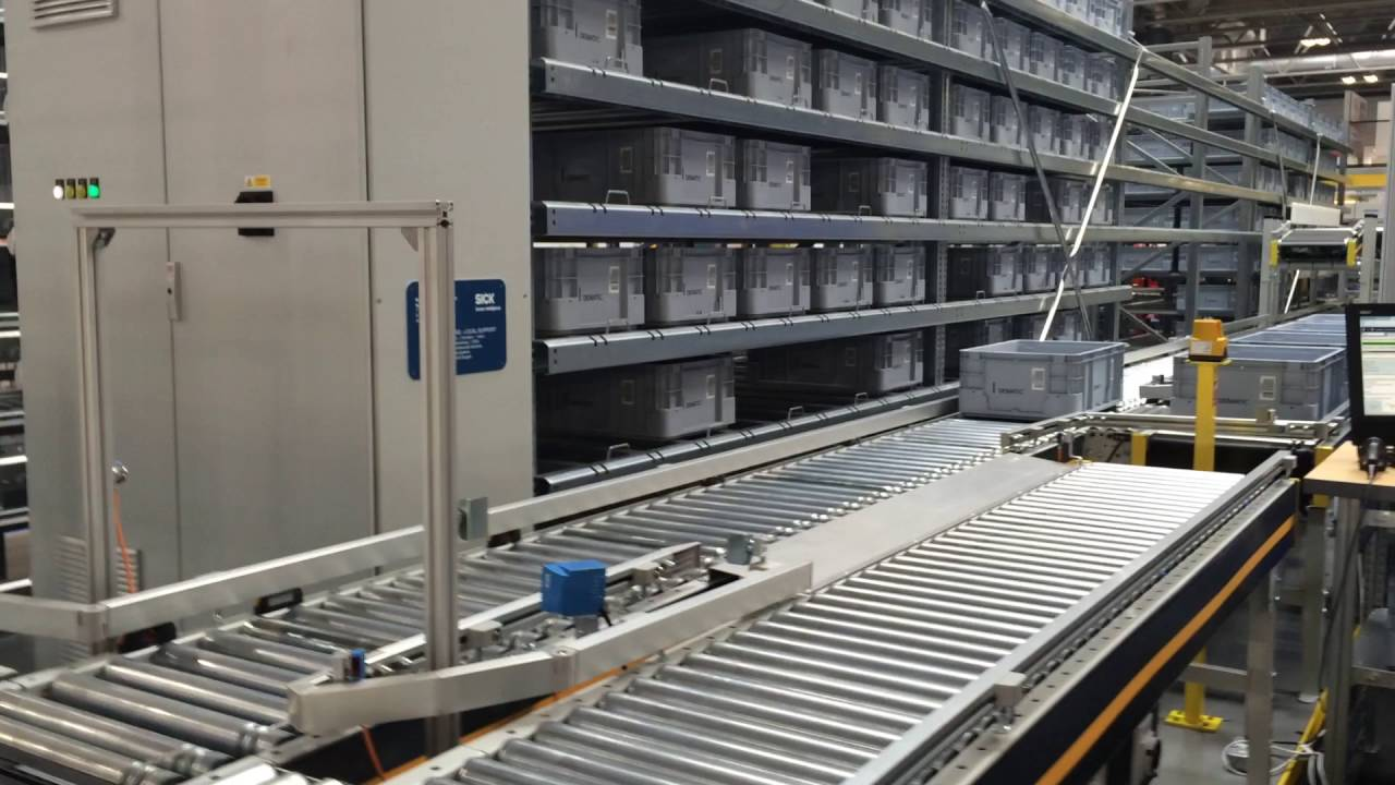 Conveyors and kitting boxes & Conveyors and kitting boxes - YouTube Aboutintivar.Com