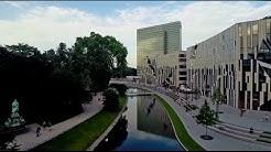 Die 2 Gesichter der Stadt Düsseldorf