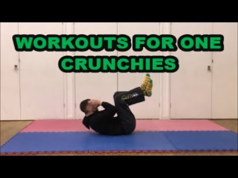 Kickboxing Workout - CIRCUIT TRAINING - Crunchies