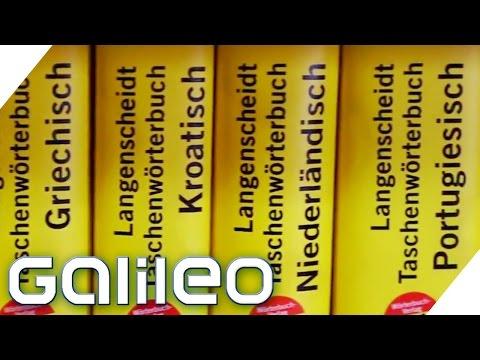Dieser Mann spricht 30 Sprachen | Galileo | ProSieben