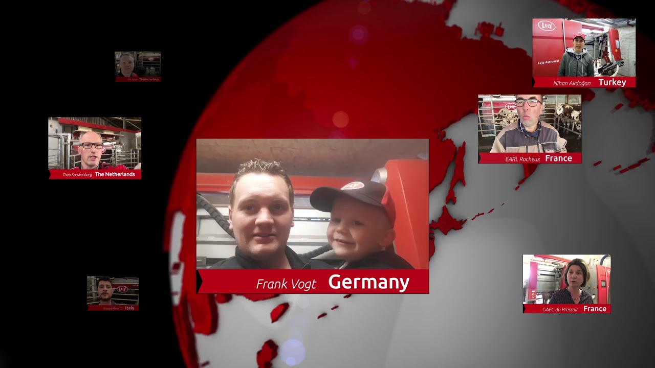 Lely Astronaut A5 – 1 an d'expérience – video 8 (FR)