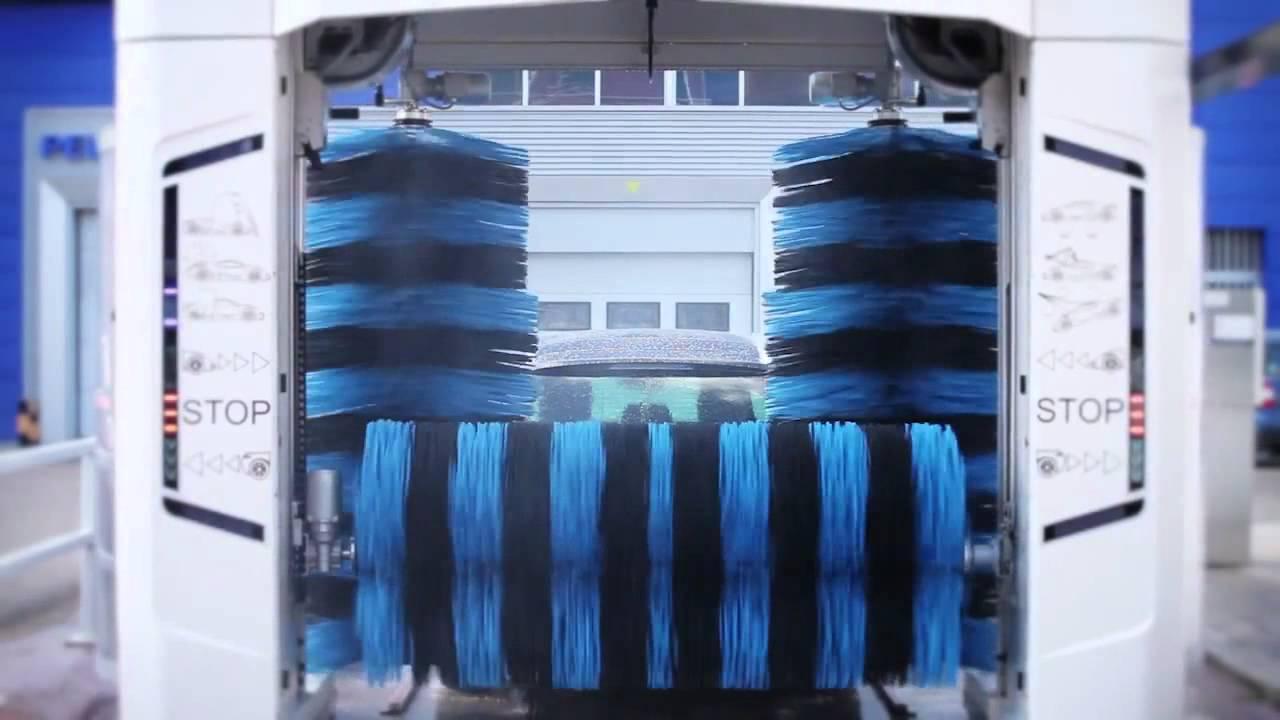 Resultado de imagen de lavado automatico