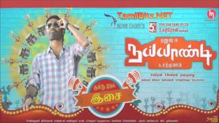 Naiyandi Movie Official Songs Teddy Bear Dhanush01080p