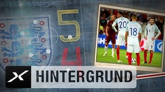 EM-Fluch für England | Fünf Fakten nach England gegen Russland | England - Russland 1:1