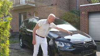 Авто из Германии. Проверяем VW Sharan купленный на аукционе.