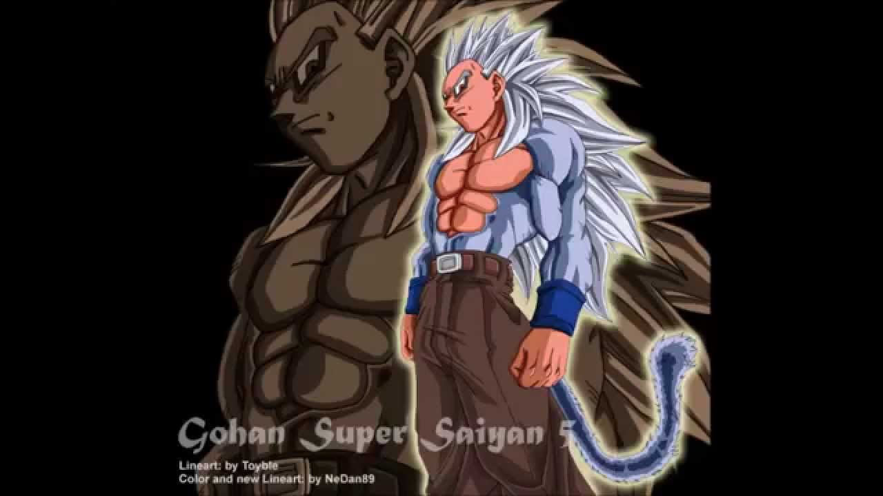 Super saiyan 1 10