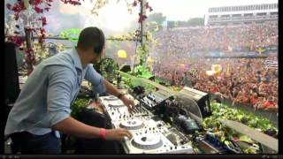 Afrojack live at Tomorrowland 2012