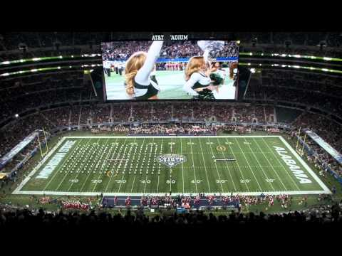 Spartan Marching Band: Pregame | MSU vs. Alabama (Cotton Bowl Semifinal Playoff): 12.31.2015