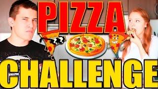ПИЦЦА ВЫЗОВ! | PIZZA CHALLENGE! | SWEET HOME