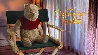 Christopher Robin: Pooh Official Movie Interview