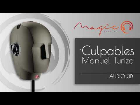 Sonido 3D- Cover Manuel Turizo- Culpables