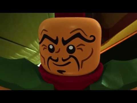 LEGO Ninjago: Захватывающая история Мартышки (2016)
