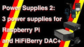 Review: HiFiBerry DAC+ Pro for Raspberry Pi - YouTube