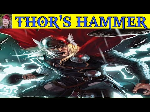 How Thor Lost His Hammer Told By Egil Norse Mythology Tale