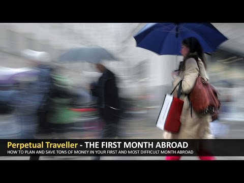 First Month Abroad - How to adapt as an Expat