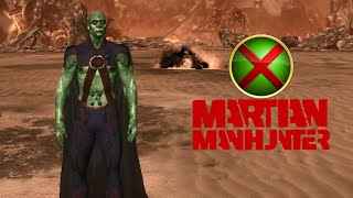 Batman: Arkham City: Martian Manhunter Mod!