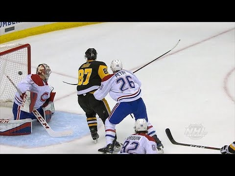 NHL Top 10 Goals of the Season 2017-2018