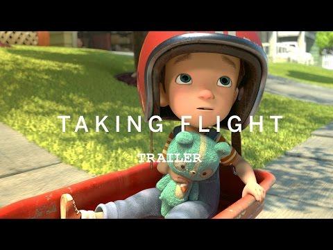 TAKING FLIGHT Trailer | TIFF Kids 2016