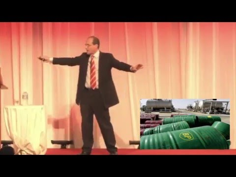 The Future of Almost Everything - UWEBC conference keynote speaker Patrick Dixon