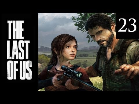 Two Best Friends Play The Last of Us (Part 23)