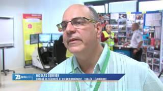 Sécurité Routière : prévention pour les employés de Thalès