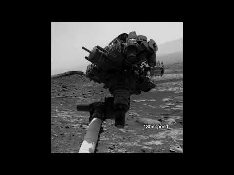 How NASA's Mars Curiosity Rover Takes a Selfie