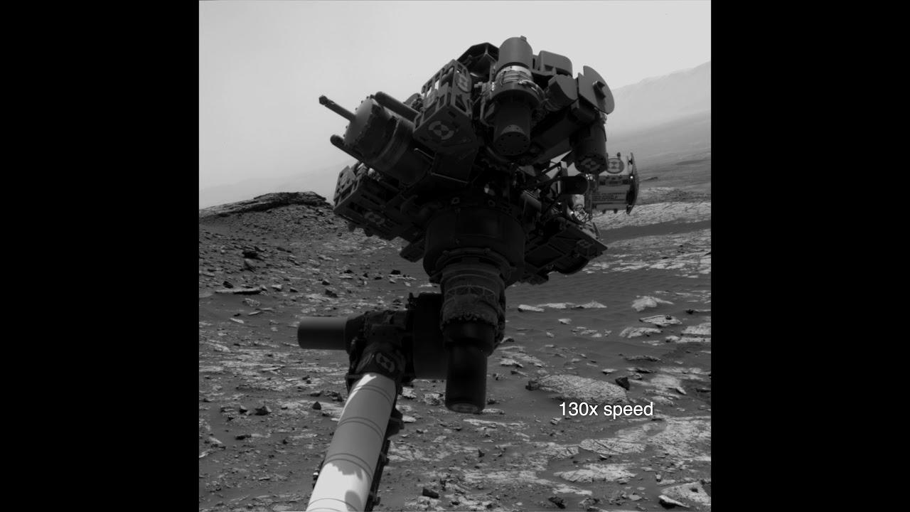 How NASA's Mars Curiosity Rover Takes a Selfie thumbnail